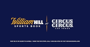 William Hill Adds Las Vegas Strip Sports Book at Circus Circus Las Vegas